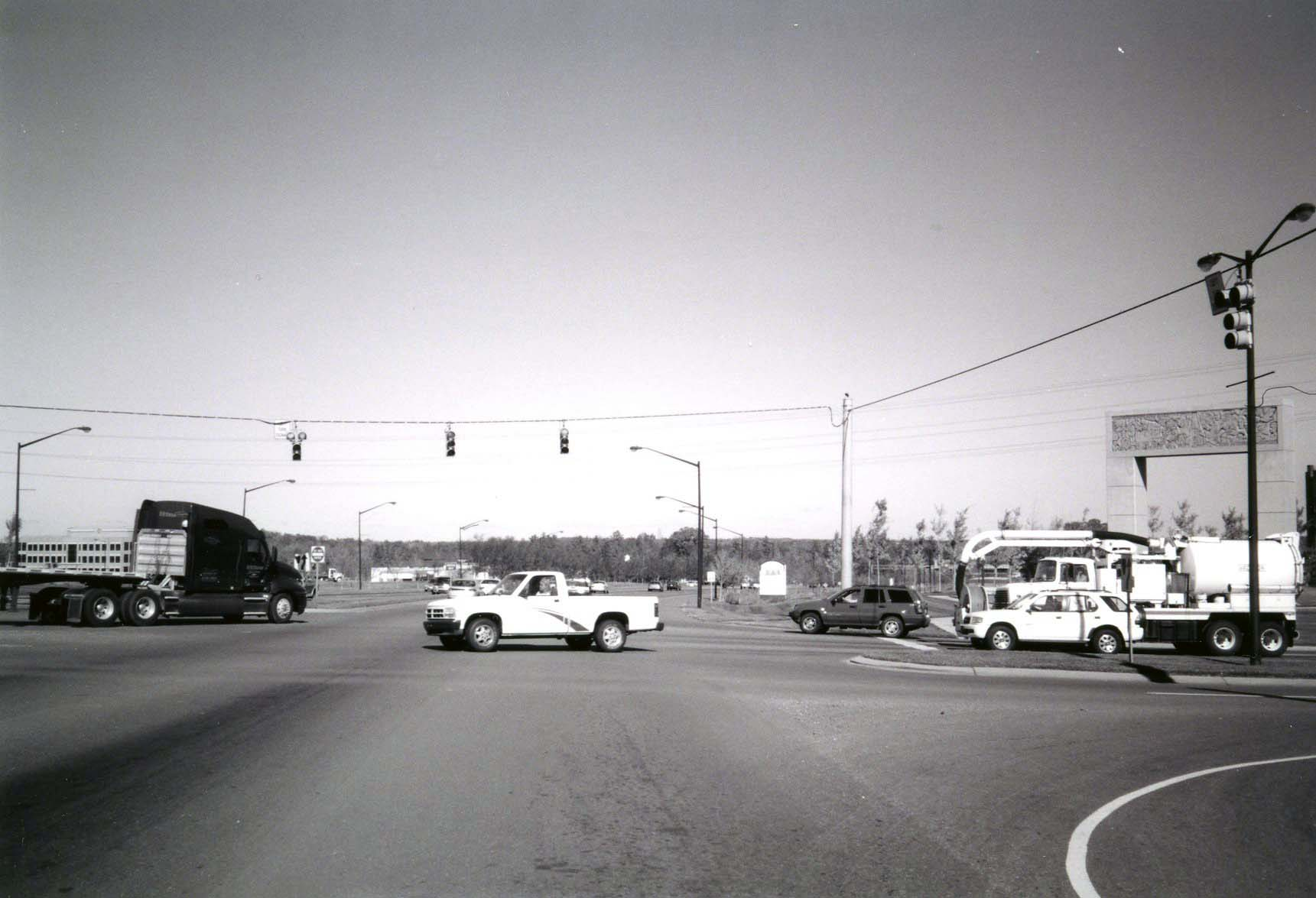 521/Johnston Road at Ballantyne Commons Parkway