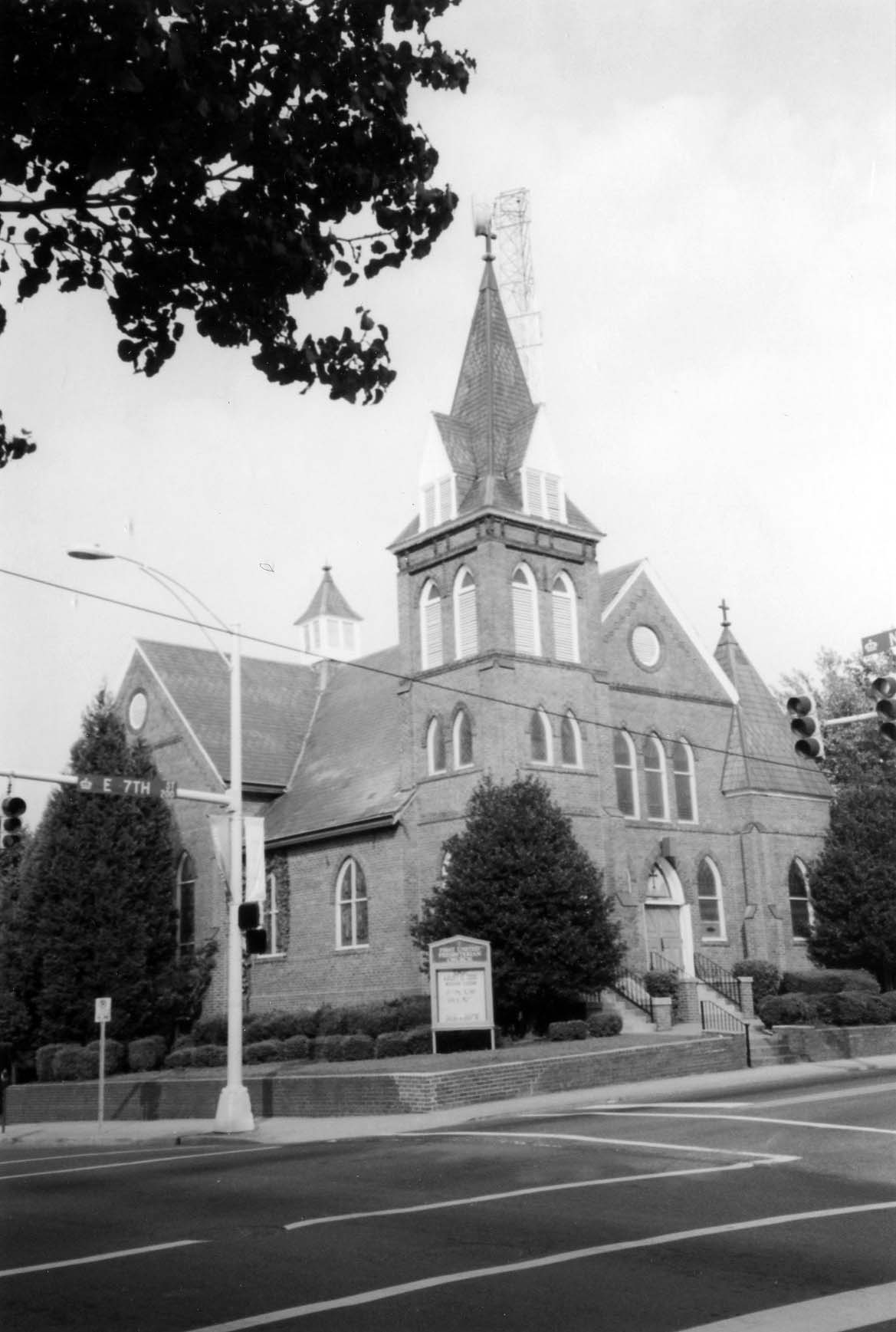 First United Presbyterian Church