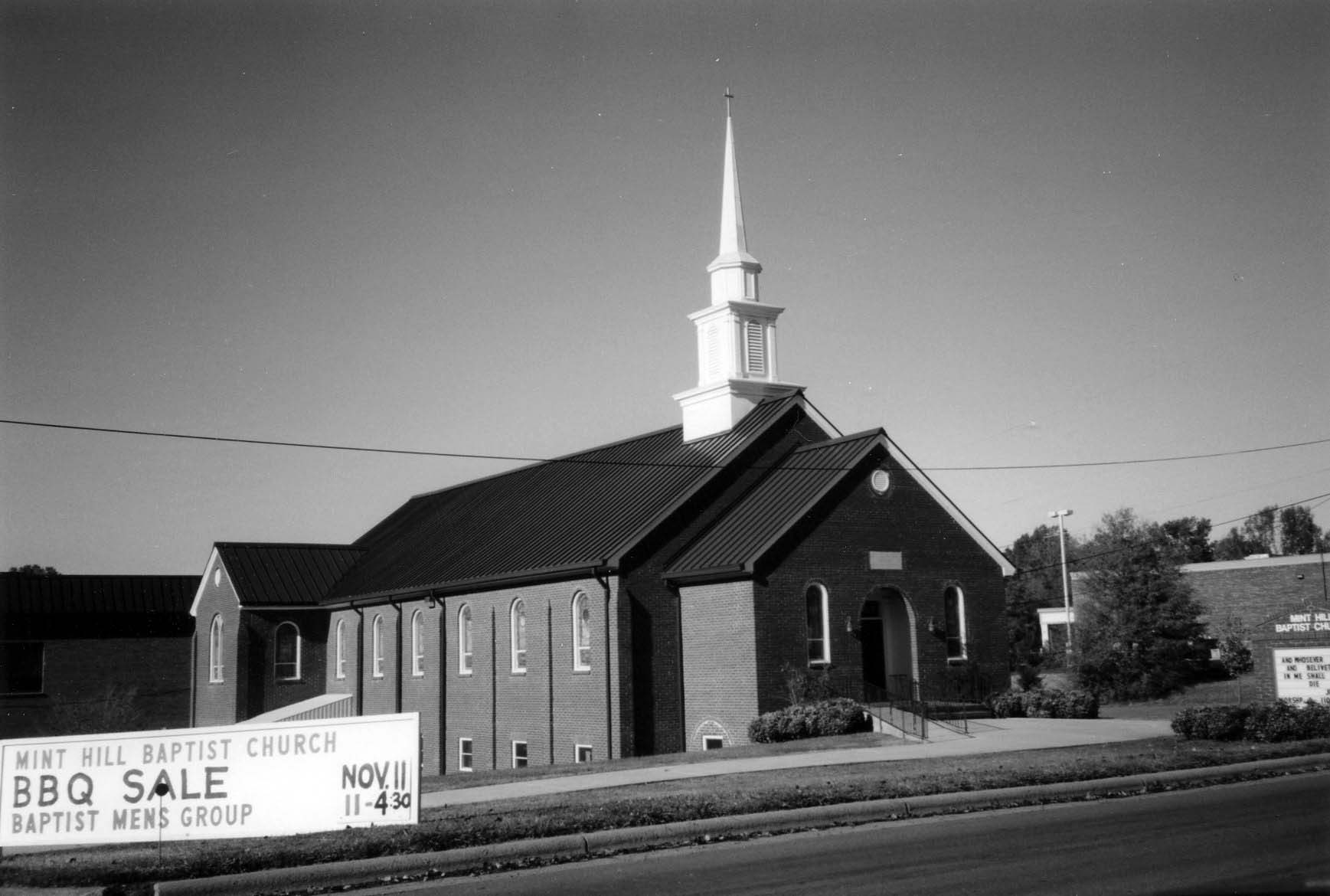Mint Hill Baptist Church
