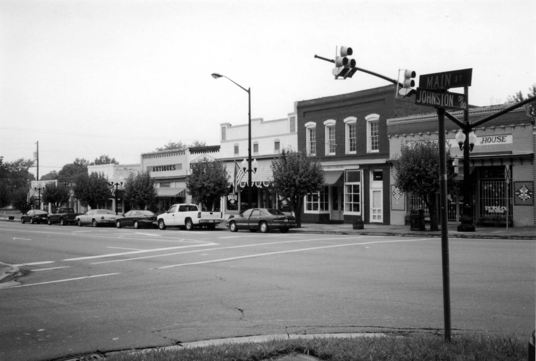 Downtown Pineville
