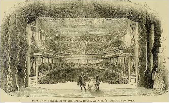 Niblo's Theater