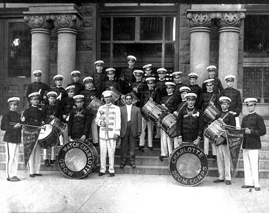 Charlotte Pipe and Drum Corps