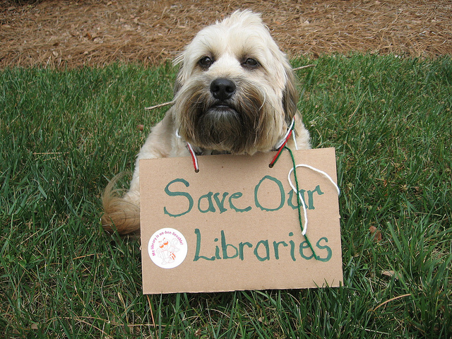 In 2010, Charlotte and Mecklenburg County rallied around the Library.
