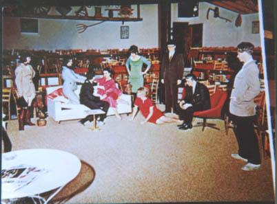 Pineville Dinner Theater Charlotte Mecklenburg Story