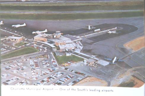 Airplanes, Airports, Aviation, Transportation, Airports North Carolina Charlotte