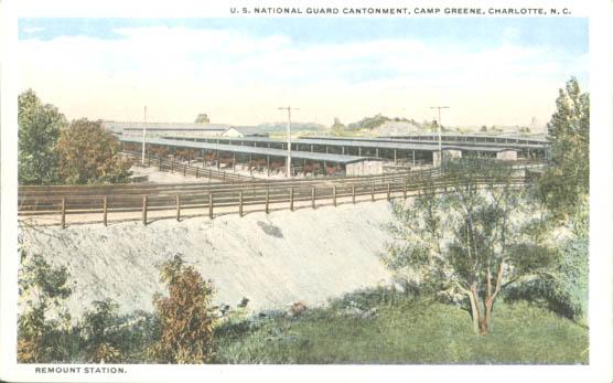 Camp Greene Stables on Remount Road | Charlotte Mecklenburg
