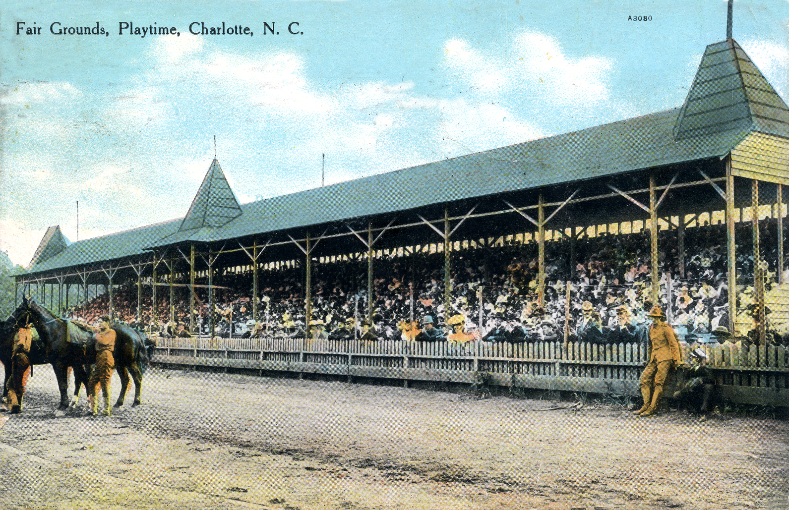 Charlotte Fairgrounds Charlotte Mecklenburg Story