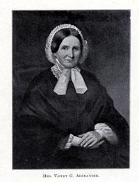 Violet G Alexander Charlotte Mecklenburg Story