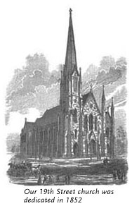 Fifth Avenue Presbyterian Church (c1854)