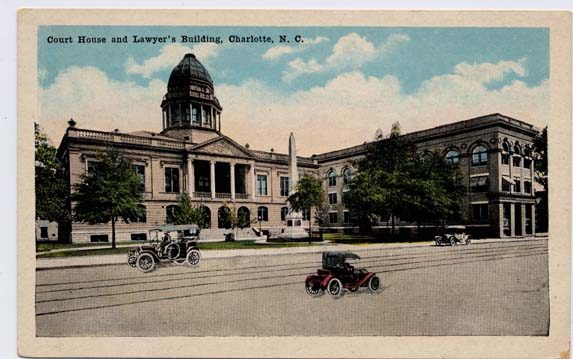 Courthouse and Lawyer's Building
