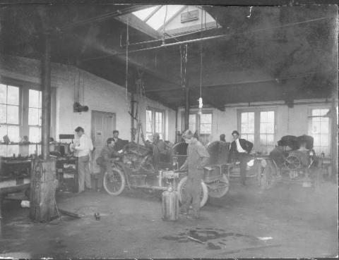 Mecklenburg Auto Company Charlotte Mecklenburg Story