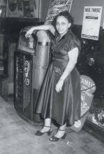 Ethel McCullough, c. 1928. FRANKLIN COLEY.