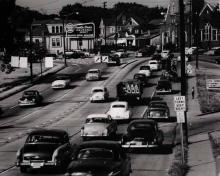 Charlotte Traffic, 1957