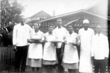 Waiters and Waitresses, c.1939
