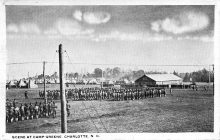 Soldiers on the Drill Field