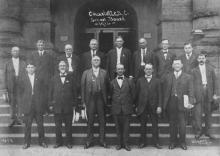 School Board, 1910