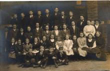 Charlotte School Children (date unknown)