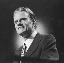 Billy Graham, Charlotte native