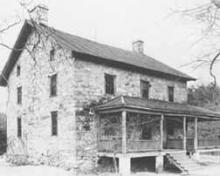 Hezekiah Alexander home