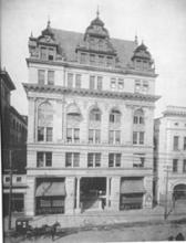 The Trust Building, South Tryon Street