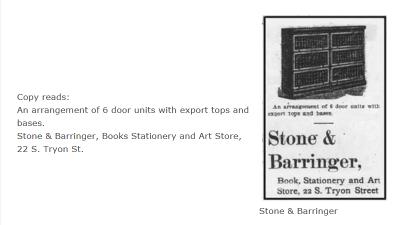 Stone & Barringer