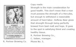 R. Portner Brewing Co.