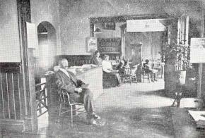 Brevard Street Library for Negroes was the first public library for blacks in North Carolina. Funded by the City of Charlotte and donations from the black community, it opened in 1905 in the heart of the Brooklyn neighborhood. From: Colored Charlotte, courtesy of QUEENS COLLEGE LIBRARY.