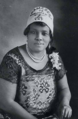 Sarah Diamond, Eastern Star, 1931. VERMELLE ELY.