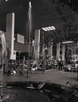 Charlottetown Mall, 1961.