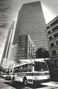 Uptown minibus