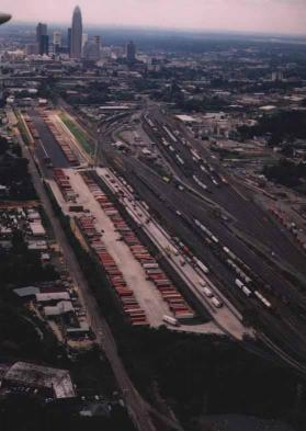 Norfolk Southern Intermodal Terminal