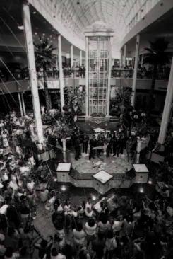 Carolina Place Mall, 1991