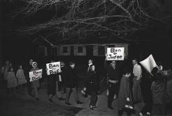 Protests against busing, 1970