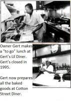Gert's Lil Diner, Beatties Ford Road
