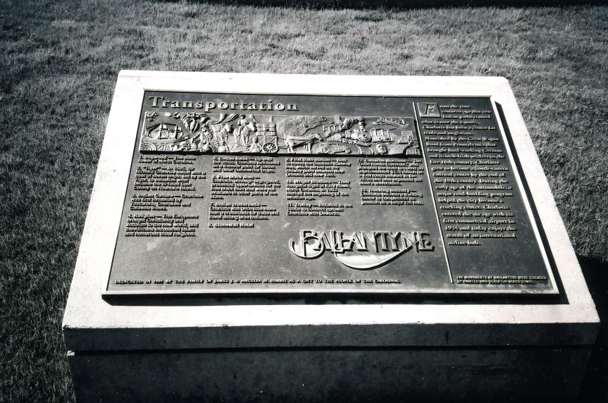 Key to Transporation Monument