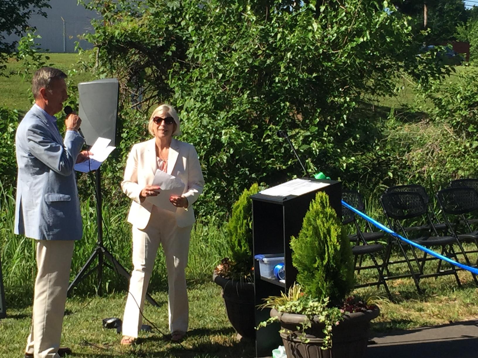 Dena Diorio, Mecklenburg County Executive