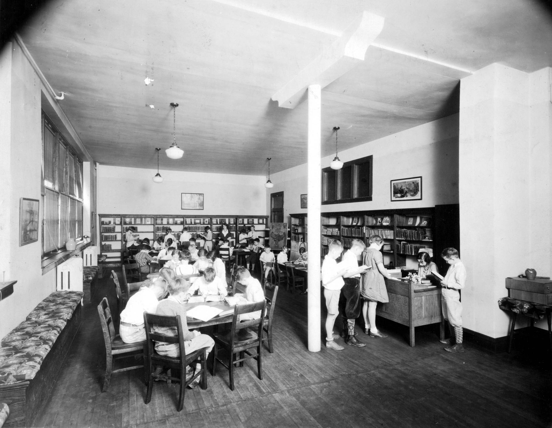 Elizabeth School Branch