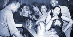 """""""Mole Party,"""" Excelsior Club"""