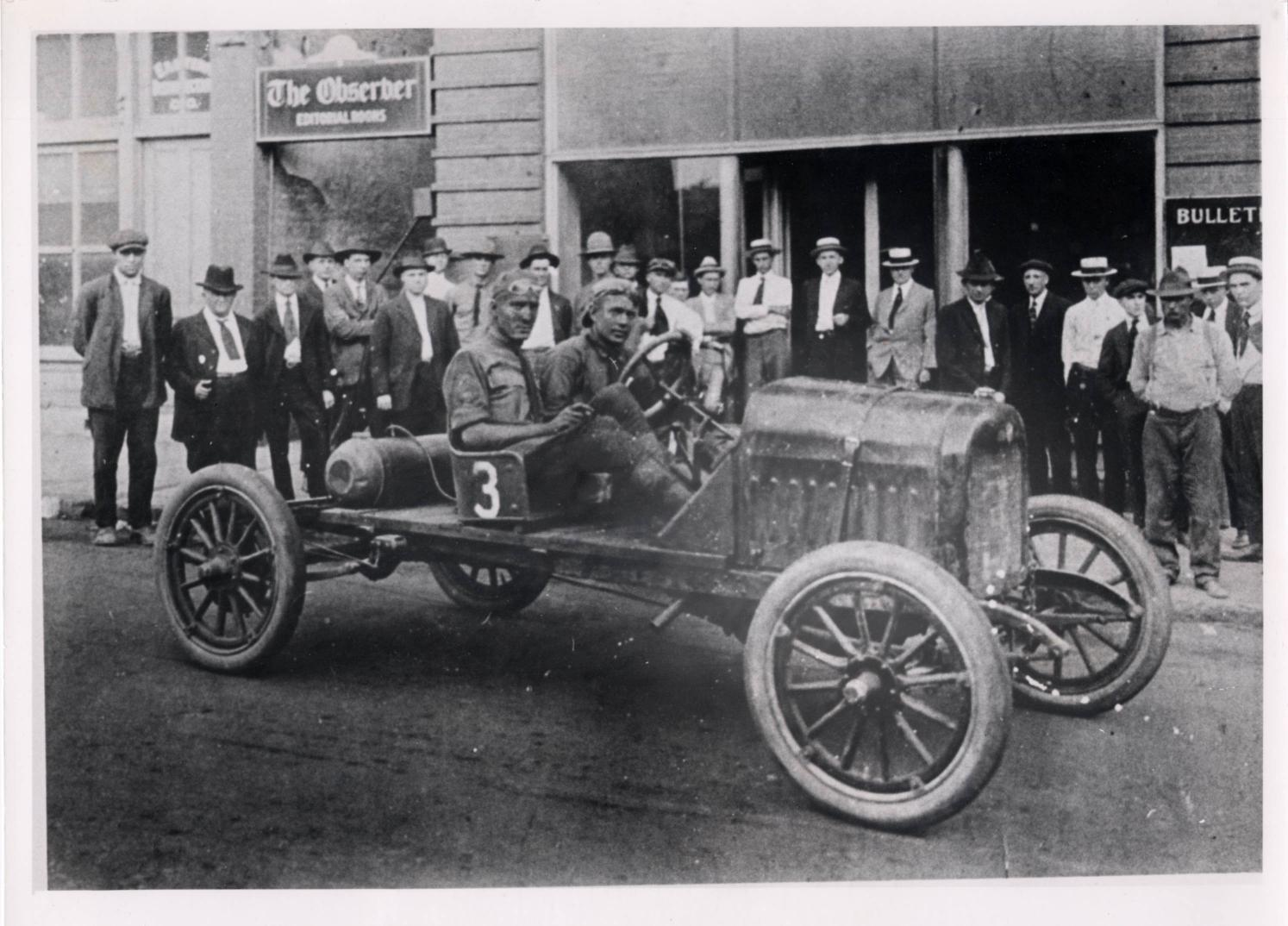 A New Invention: The Automobile | Charlotte Mecklenburg Story