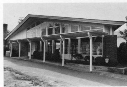 Huntersville Branch