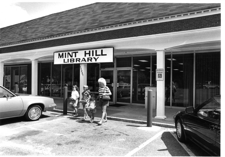 Mint Hill Branch