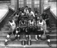 1940s Basketball Team