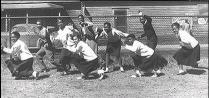 1940s Cheerleaders