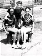1940s Female Athletes
