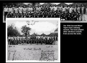 1946 Second Ward Tigers