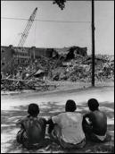 1970s Demolition of Third Ward
